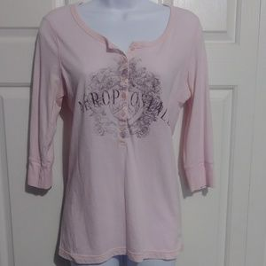 Aeropostale Graphic Long Sleeve T-Shirt